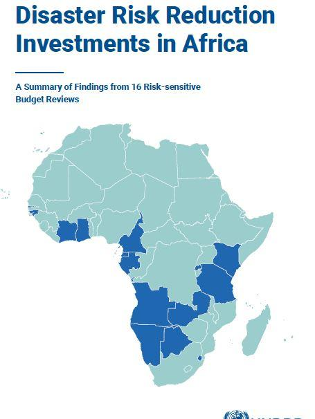 DRR in Africa summary cover page