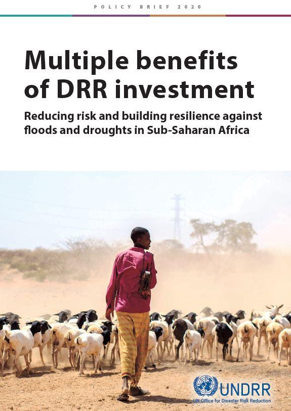 Multiple Benefits of DRR cover page